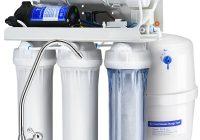 Vandens filtravimo sistemos namui